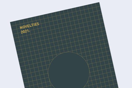 Catálogo Novelties 2021