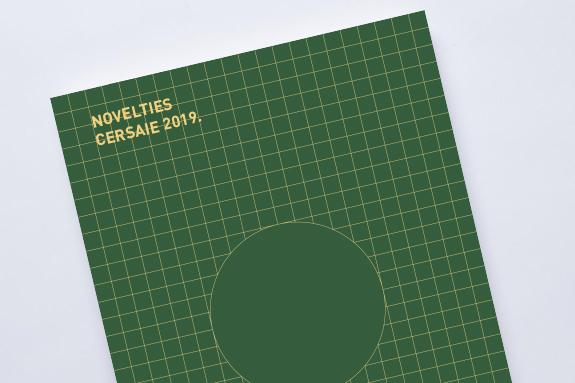 Novelties Catalogue Cersaie 2019