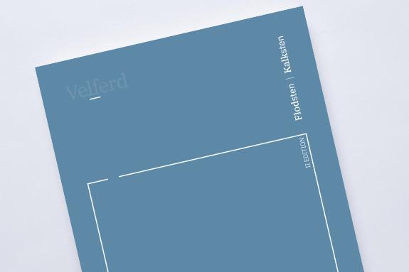 Catálogo Velferd (Kalksten & Flodsten)